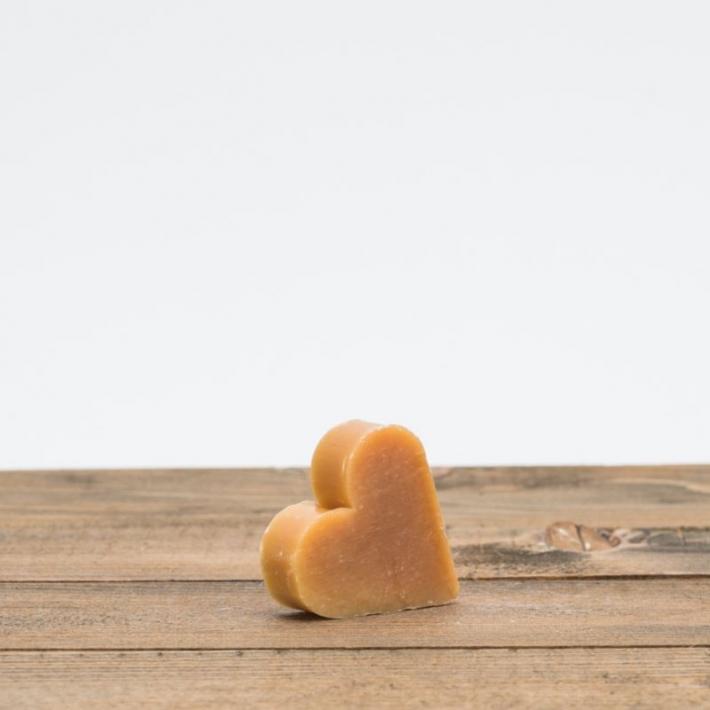 Mydło miodowo -  propolisowe serce 20 g